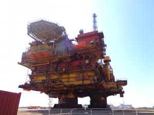 Oil Rig | Demolition